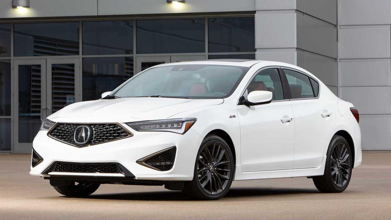 Entry-Level Luxury Car: Acura ILX