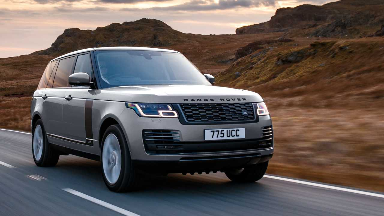 Range Rover P400 mit Mildhybrid-System (Modelljahr 2020)