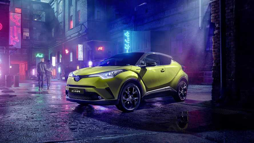 Toyota C-HR JBL Edition - Give life back to music*