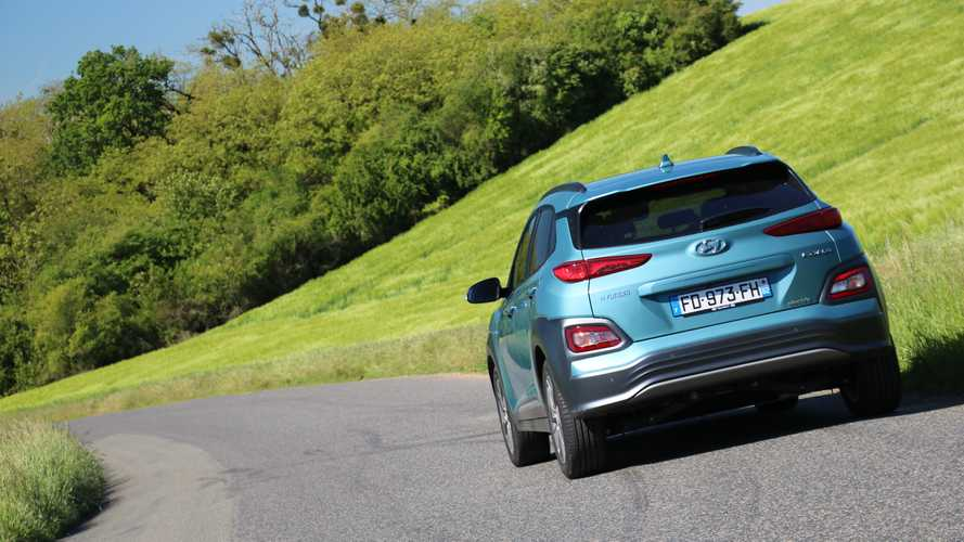 In 2019 Hyundai Sold 80,000 Plug-In Cars And 5,000 FCVs