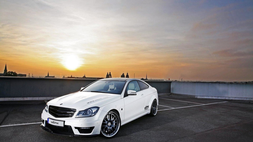 VÄTH V63 Supercharged with 680 HP