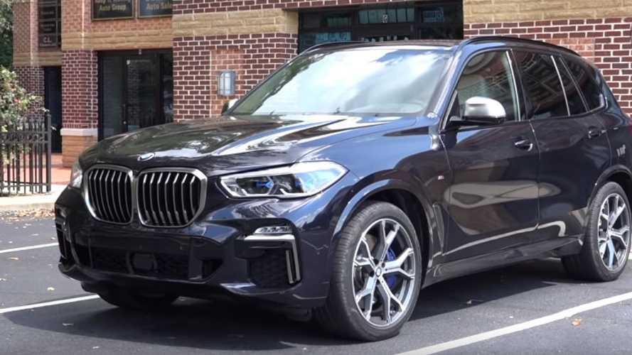 BMW X5 M50d, bizlere dizellerin ölmediğini gösteriyor