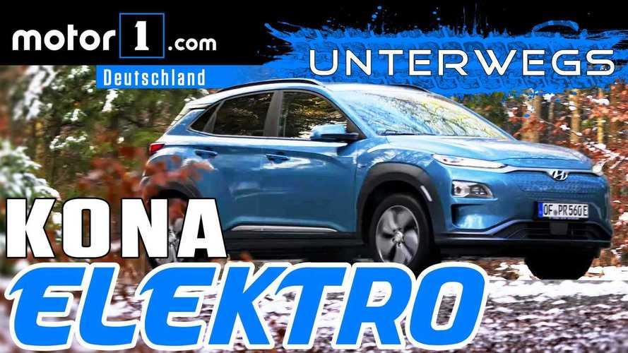 VIDEO: Das beste E-Auto von allen? Hyundai Kona Elektro im Test