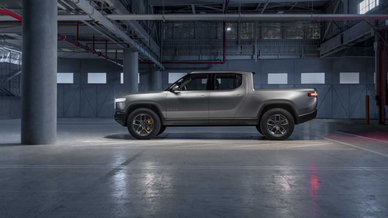 Electrical Election Rivian R1T