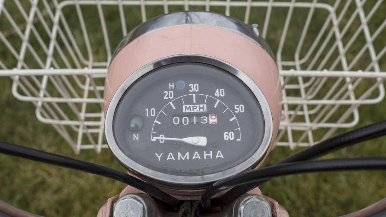 1966 Yamaha U5E