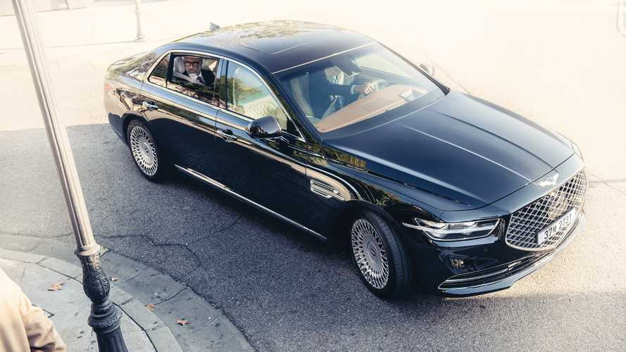Genesis оценил модернизированный G90 в рублях