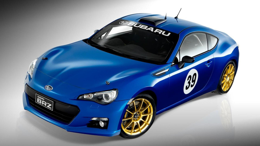 Subaru BRZ prepared by PBMS revealed in Sydney