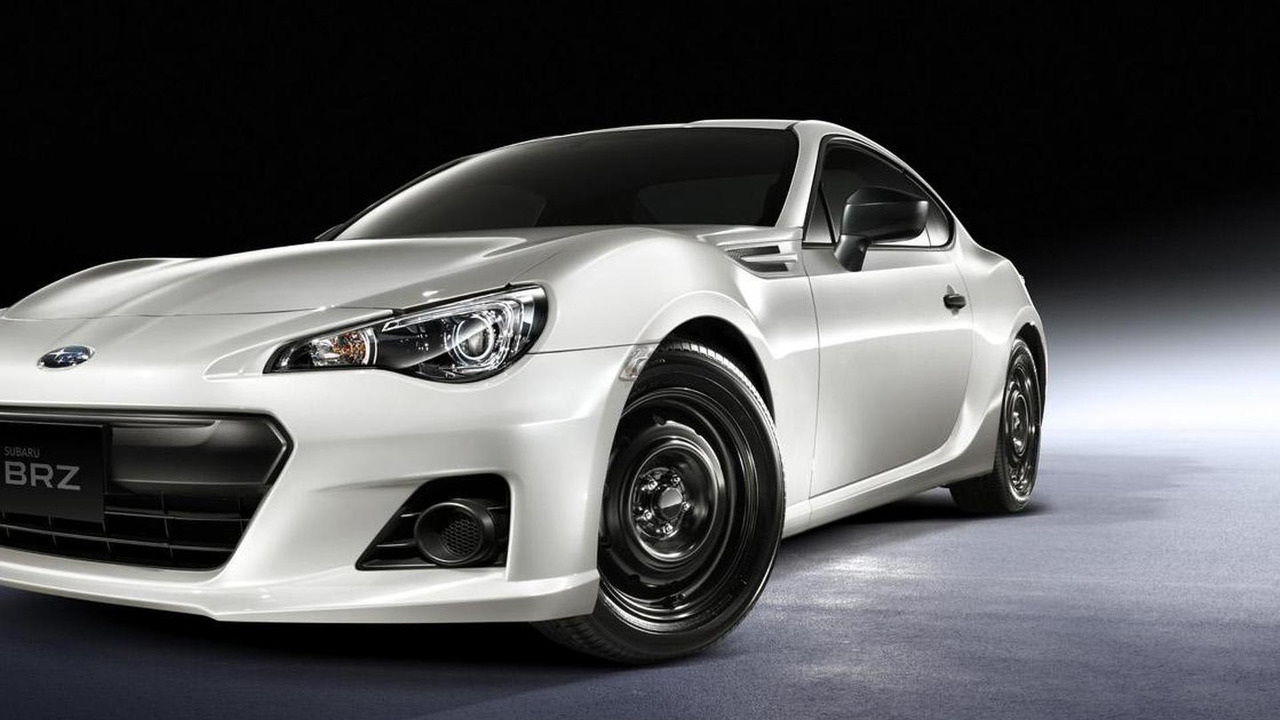 Subaru BRZ RA purist-spec version, 1600, 09.02.2012