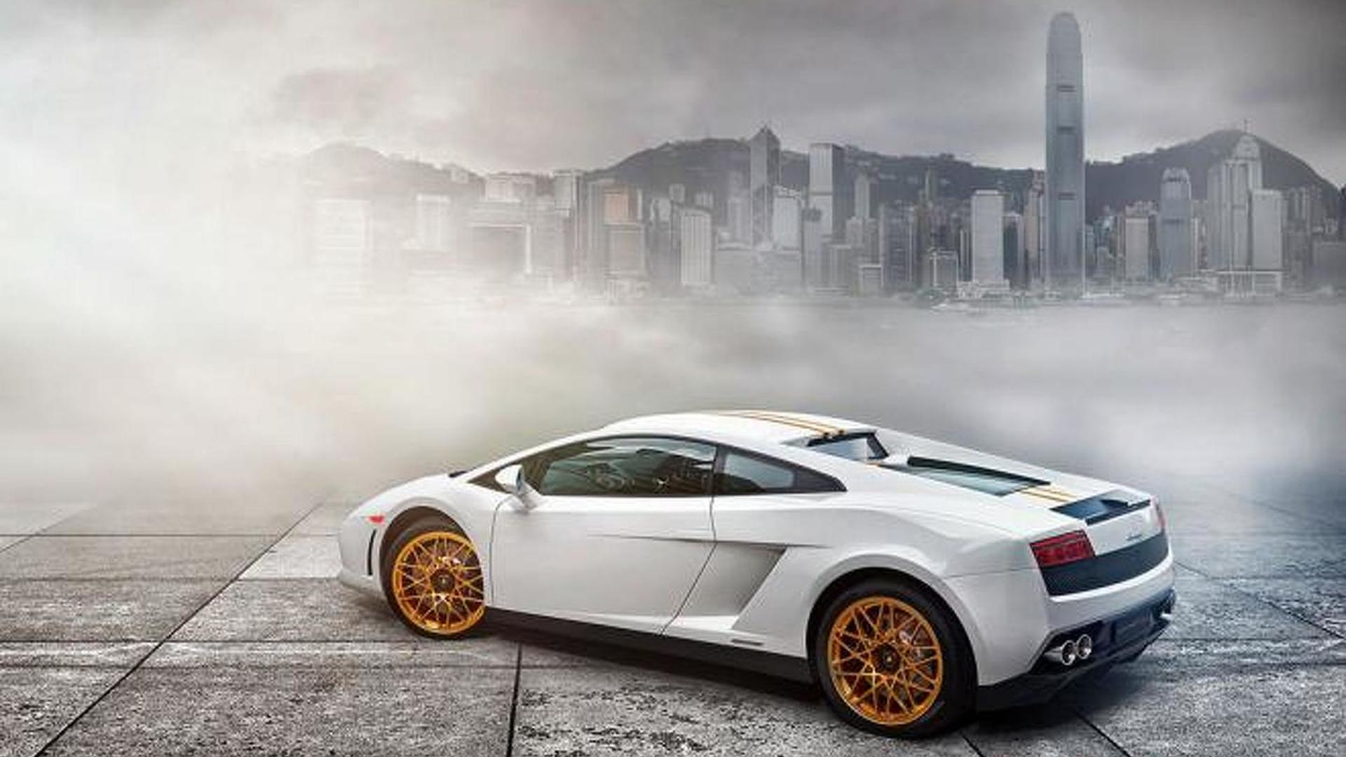 Lamborghini Gallardo Lp550 2 Hong Kong 20th Anniversary Edition Revealed