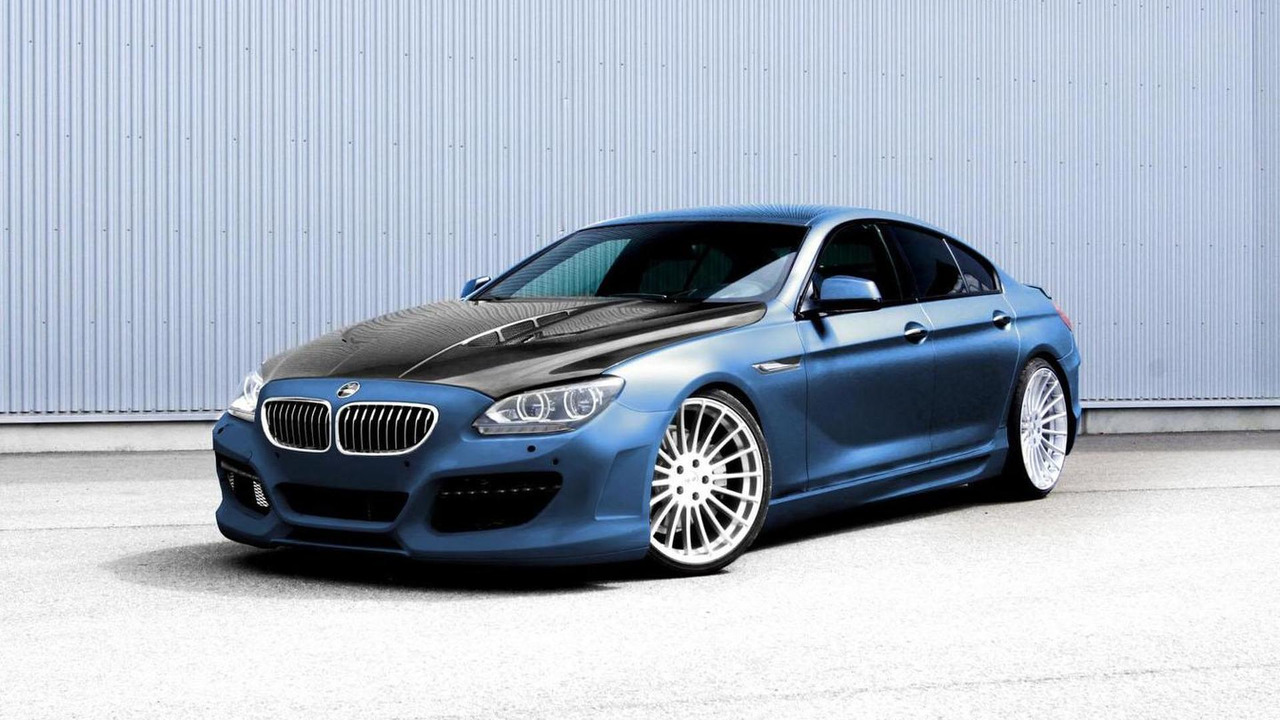 Hamann BMW 6-Series Gran Coupe 14.8.2012