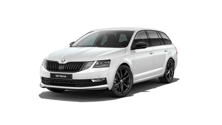 Skoda Octavia Dynamic+ Package