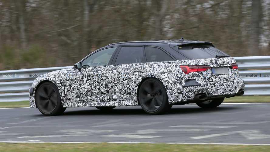 El Audi RS 6 Avant 2020 se deja ver rodando a fondo