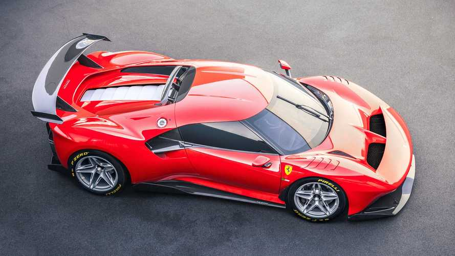 Ferrari Is Taking A Trio Of One-Offs To Goodwood FoS