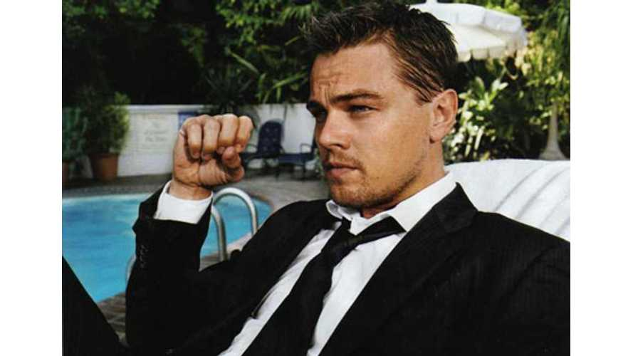 Leonardo DiCaprio Signs Up To Sell Fisker Automobiles
