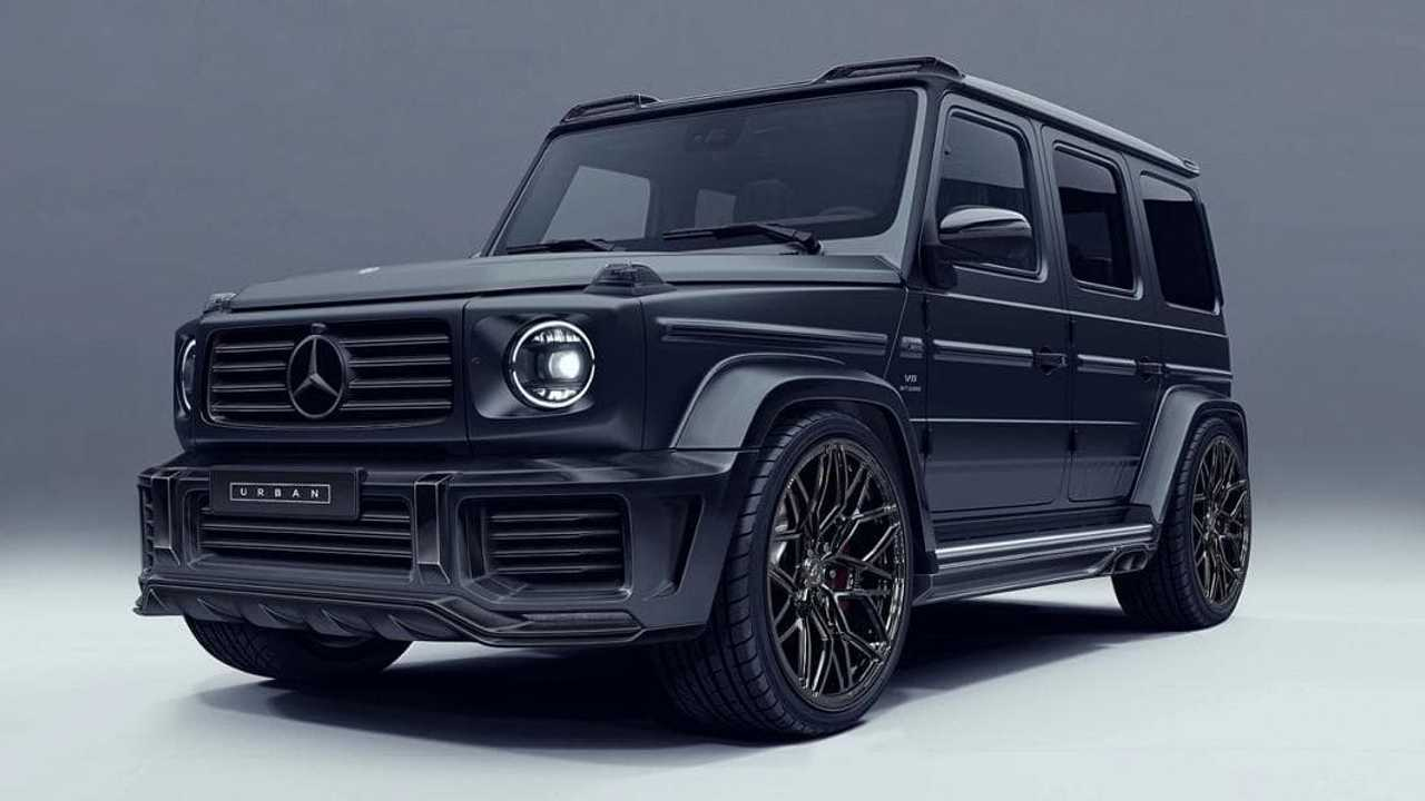 Urban Automotive G-Wagon