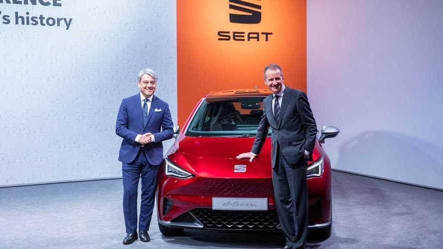 Seat kündigt neue MEB-Version für Kleinwagen an