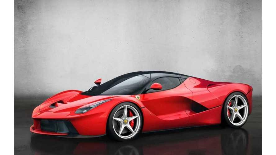 Ferrari Chairman Says Italian Automaker