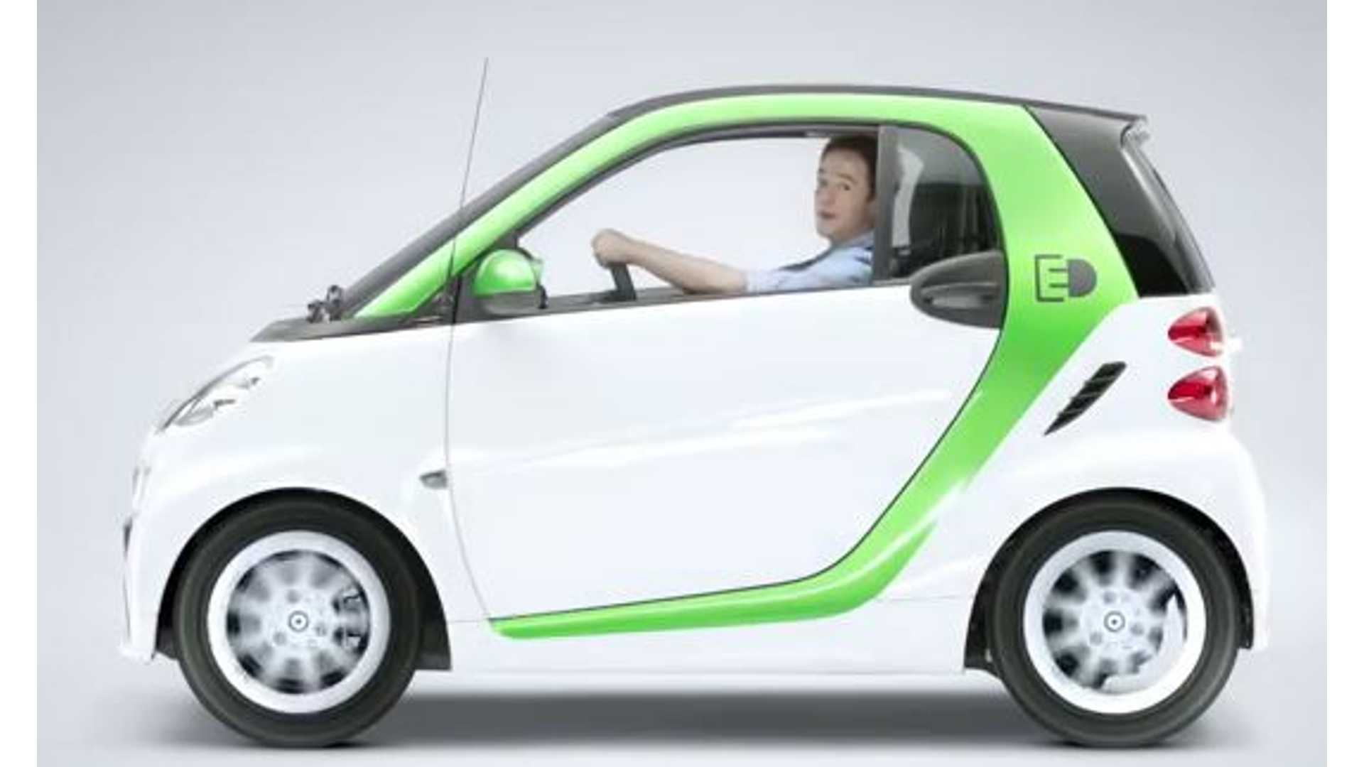 Smart Launches Educational Videos To Pitch Advantages And Cost Savings Of Fortwo Electric Drive