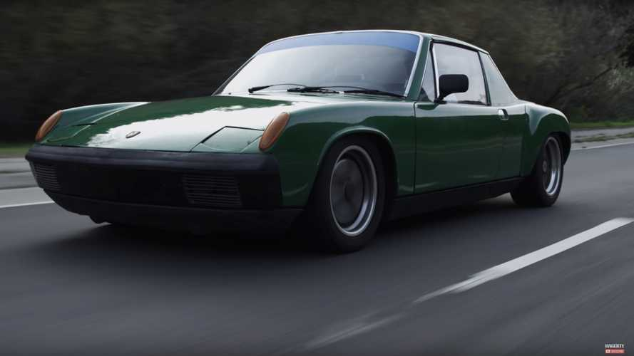 This Porsche 914 Owner Doesn't Care What You Think Of His Car