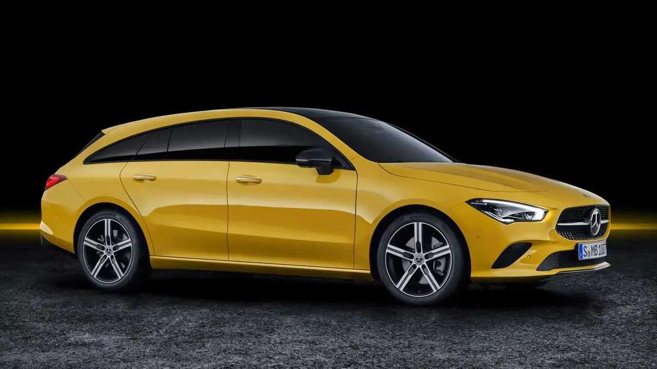 Best: Mercedes-Benz CLA Shooting Brake