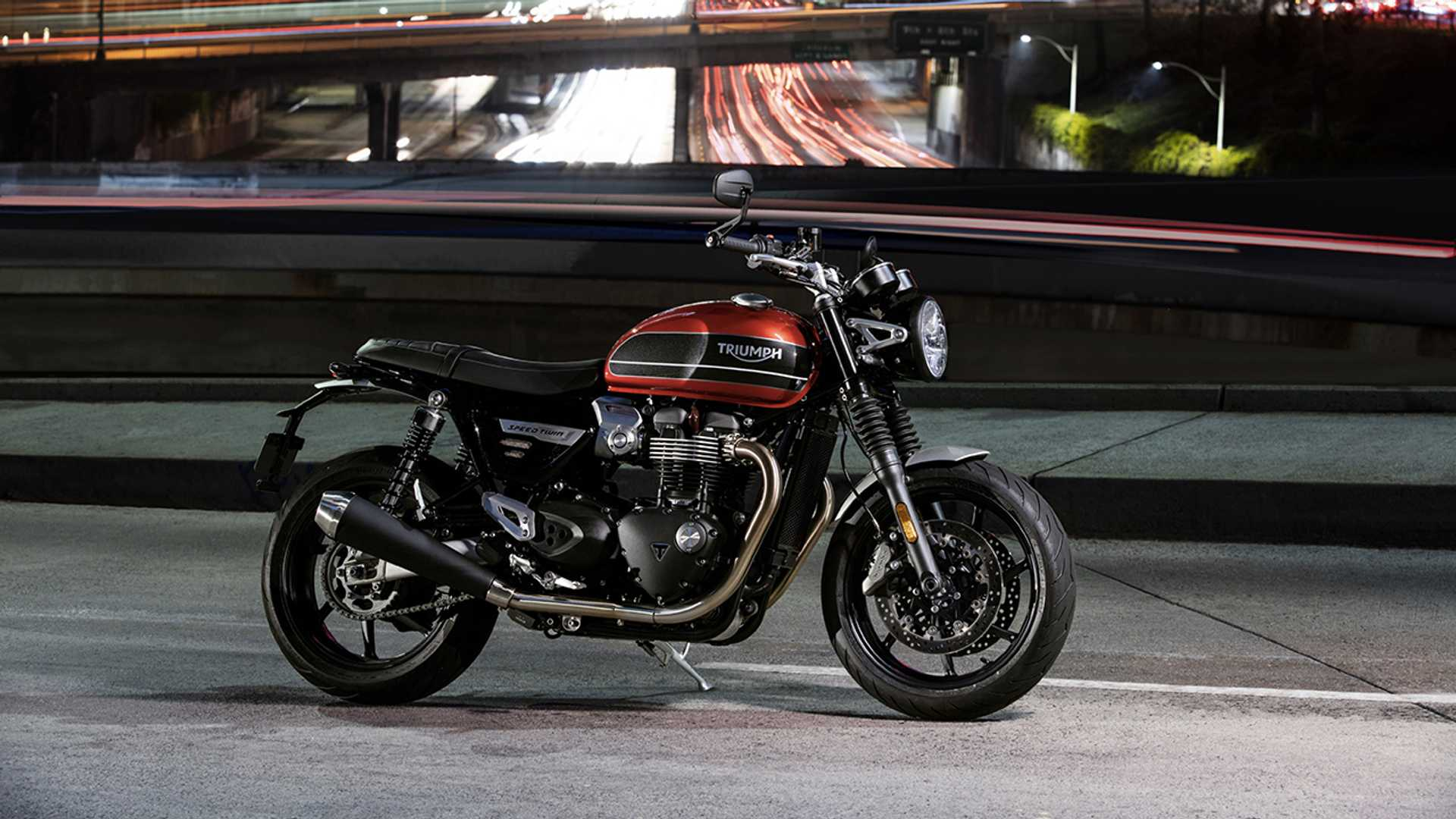 7b9309a9bf49 2019 Triumph Speed Twin: Everything We Know