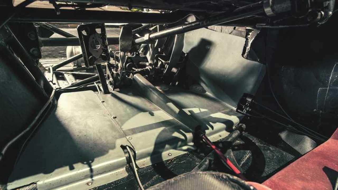 Porsche 908 camera car