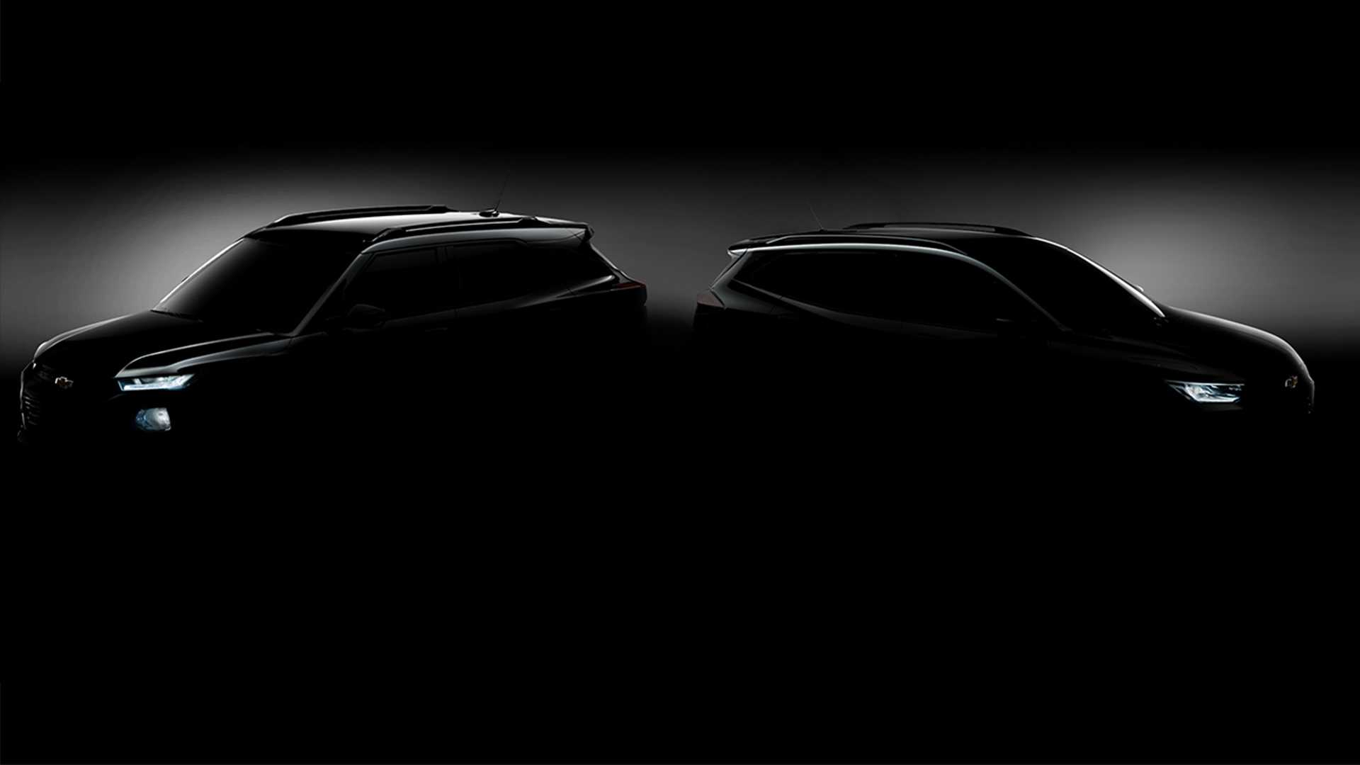 2020 Chevy Tracker And Trailblazer Show Up In Teaser