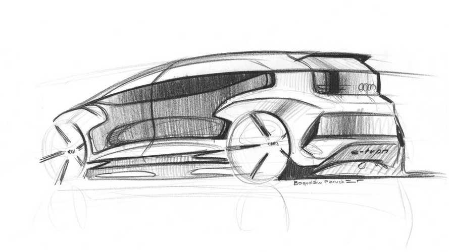 Audi'nin yeni AI:me konseptinin ilk görseli geldi