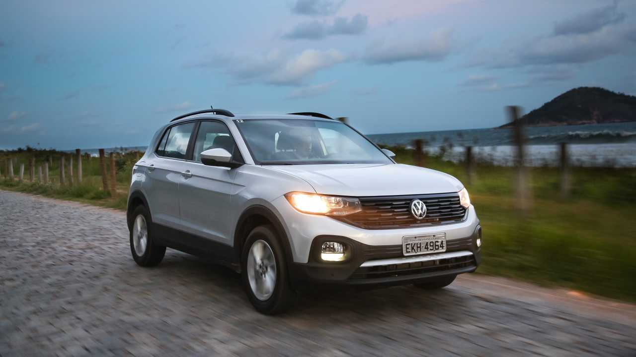Volkswagen T-Cross 200 TSI AT
