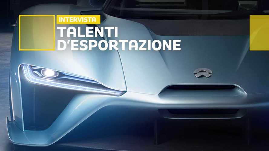"""Auto cinesi? Andrea Carlon, capo del design NIO, ce le """"spiega"""""""