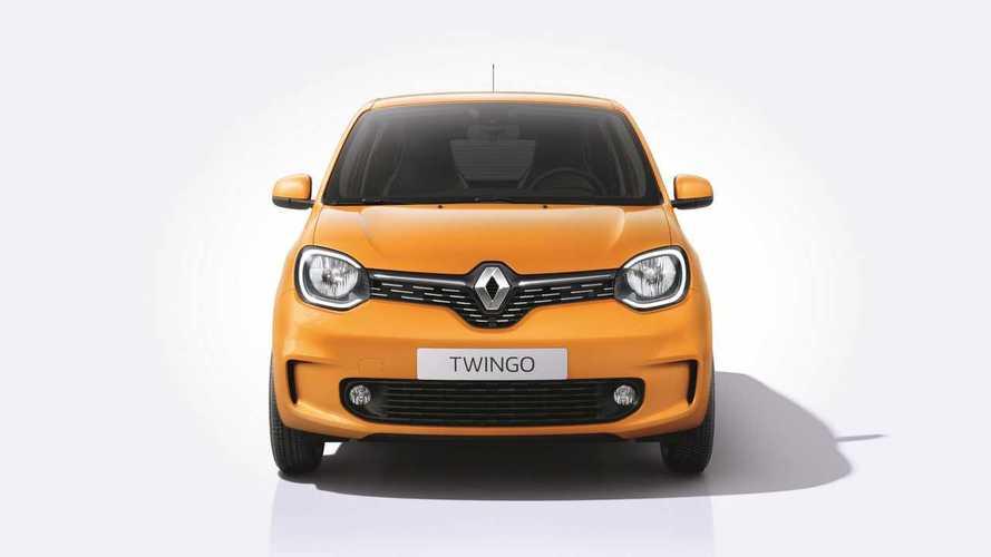 La Renalt Twingo si rifà il trucco
