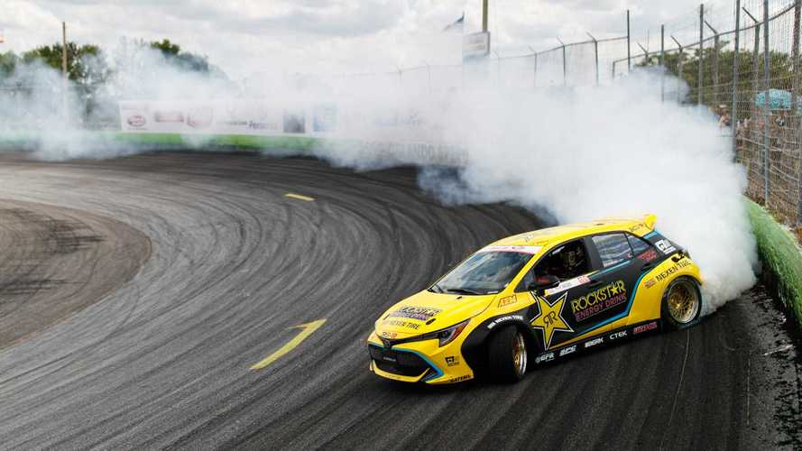 This 1000hp Toyota Corolla Formula Drift Car Could Be Yours