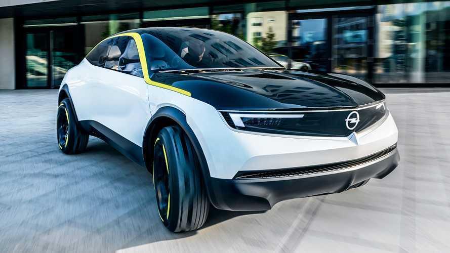 Opel GT X Experimental, ritorno al futuro formato SUV