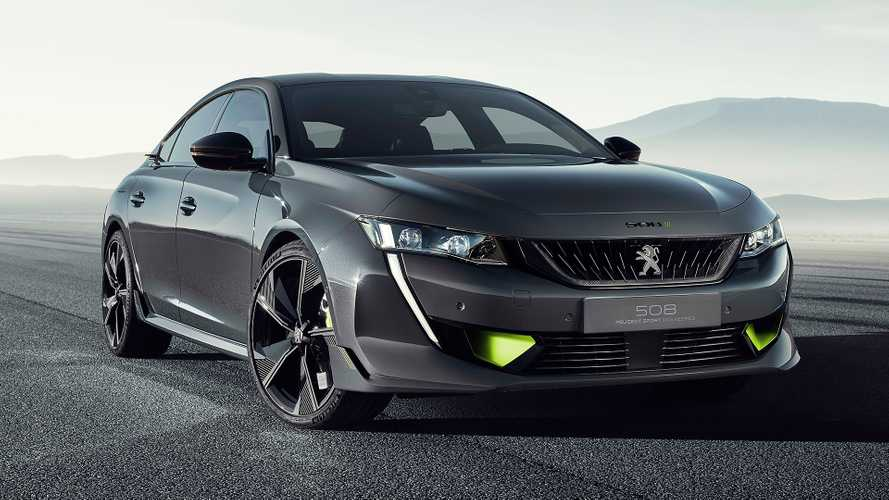 Peugeot 508 PSE PHEV Coming To Geneva With 400 Horsepower