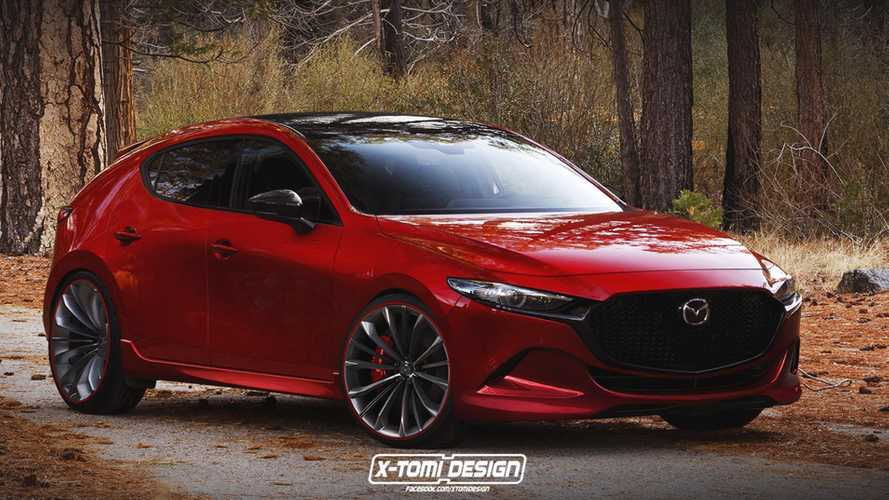 Mazda3 'hyper' hatch could happen with AWD, 2.5-litre engine