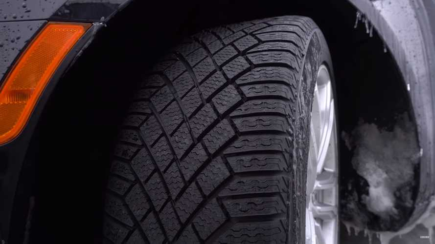 Video proves winter tyres vastly superior to all-seasons in snow
