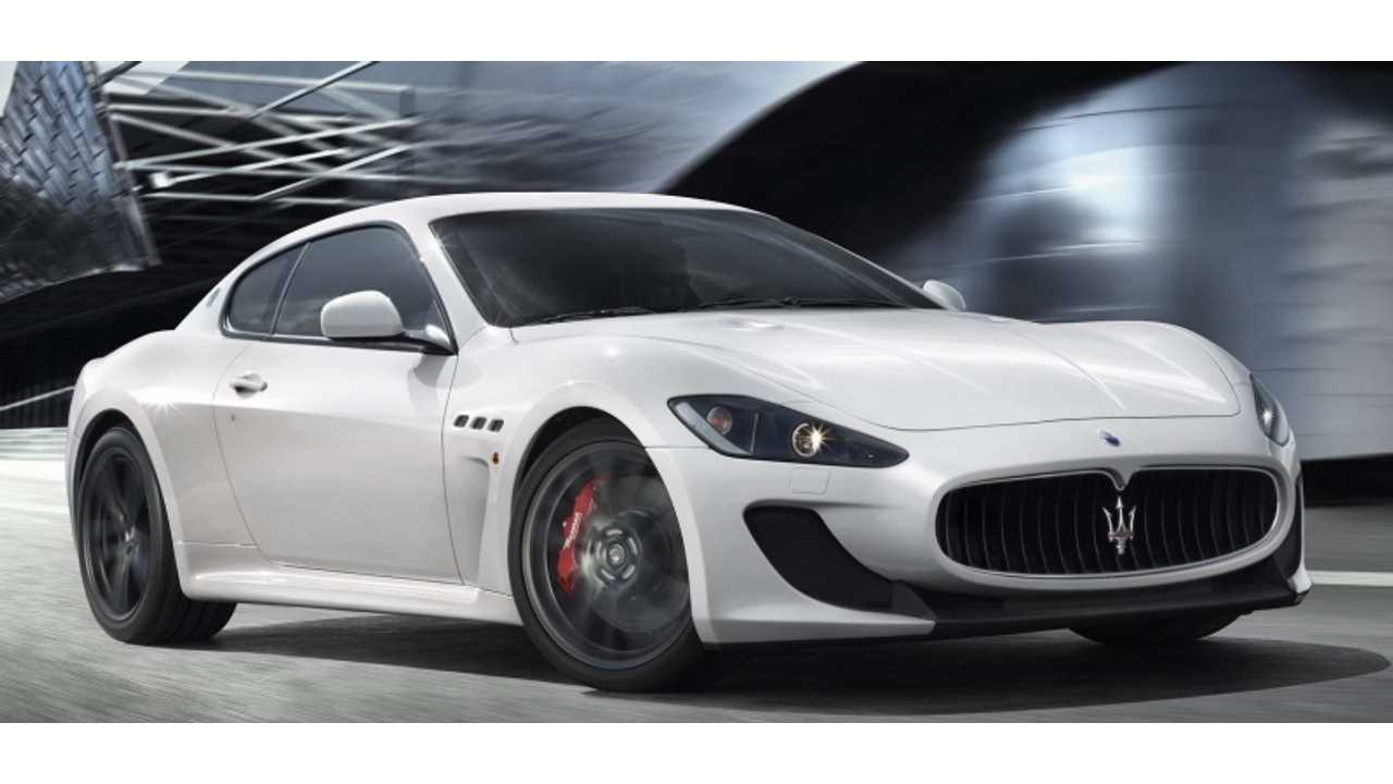 Maserati Boss Says Electric Vehicles and Zero Emissions are