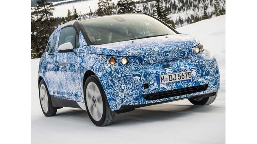 First BMW i3 Electric Car Test Ride, 2.3 Gallon Range Extender Option To Cost About $4,000