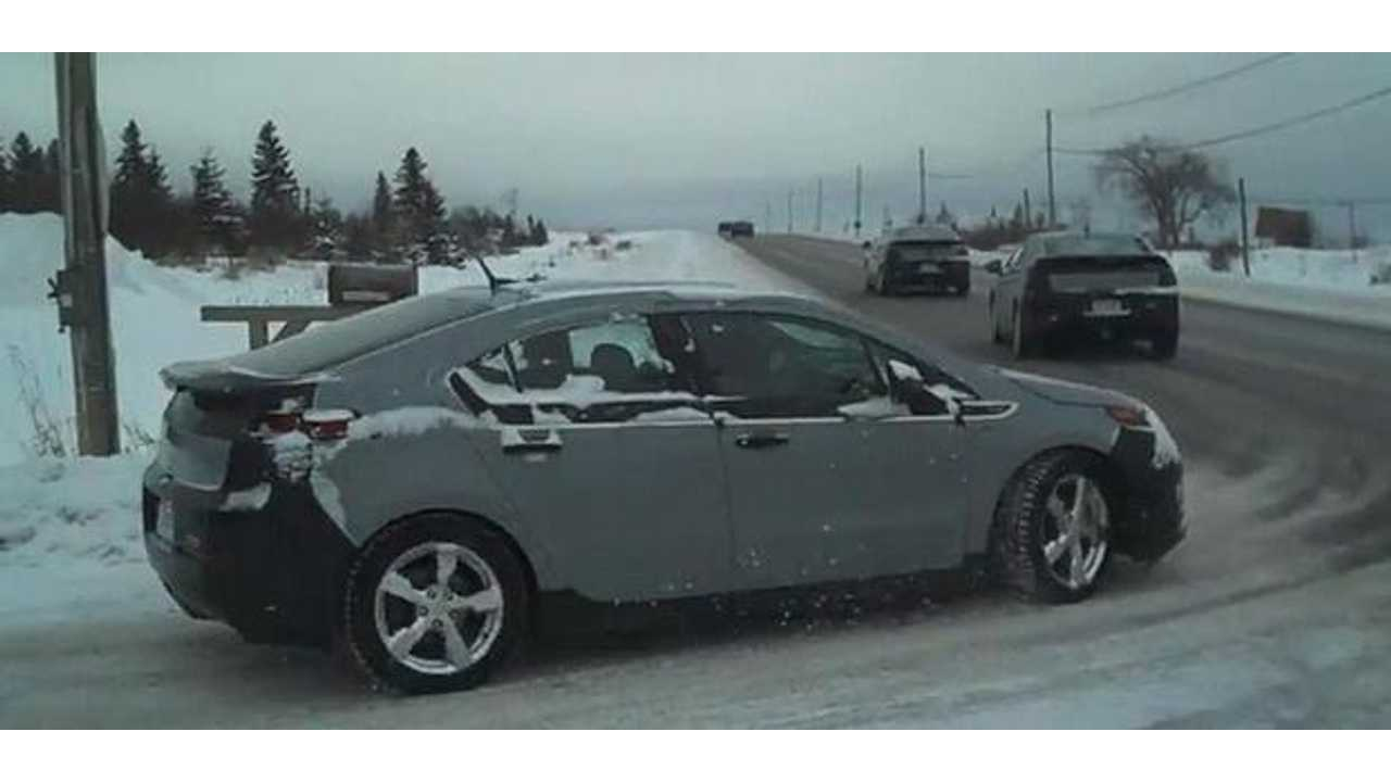 Can EVs handle cold weather?
