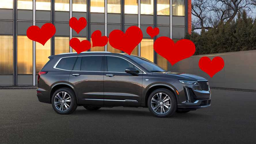 Cadillac's Getting Frisky With Other Automakers On Twitter