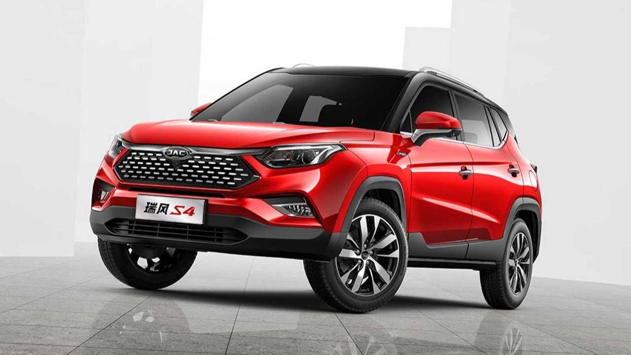 JAC T60 (S4) - China