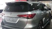 Toyota SW4 V6 - Flagra