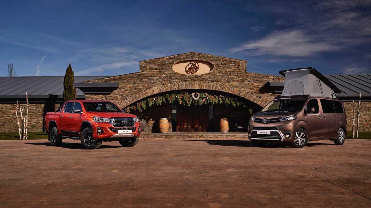 Toyota Se Adapta vehículos comerciales