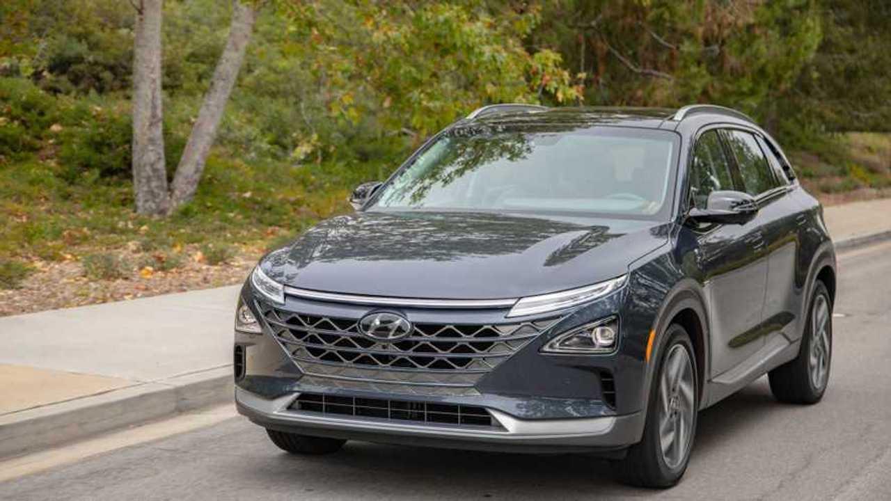 Hyundai Nexo FCV: Hydrogen Fuel Cell EV