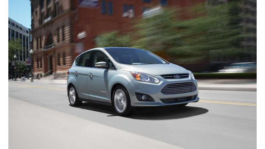 Chevrolet Volt versus Ford C-Max Energi Extended Drive