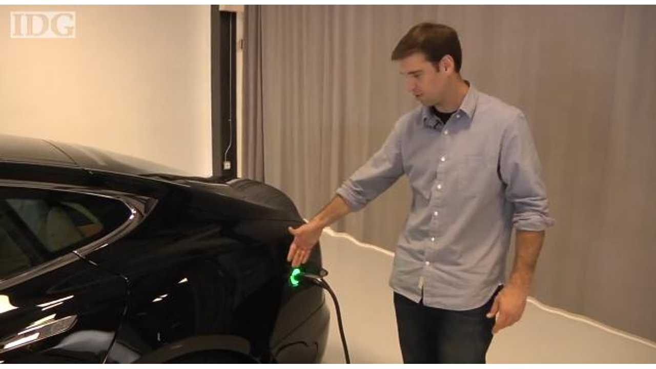 Tesla's CTO Talks Technology, Lithium Batteries And Upcoming $30,000 EV