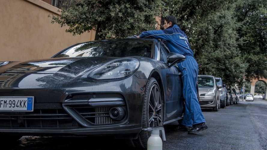 Telepass Pay, ora anche per il lavaggio auto a domicilio