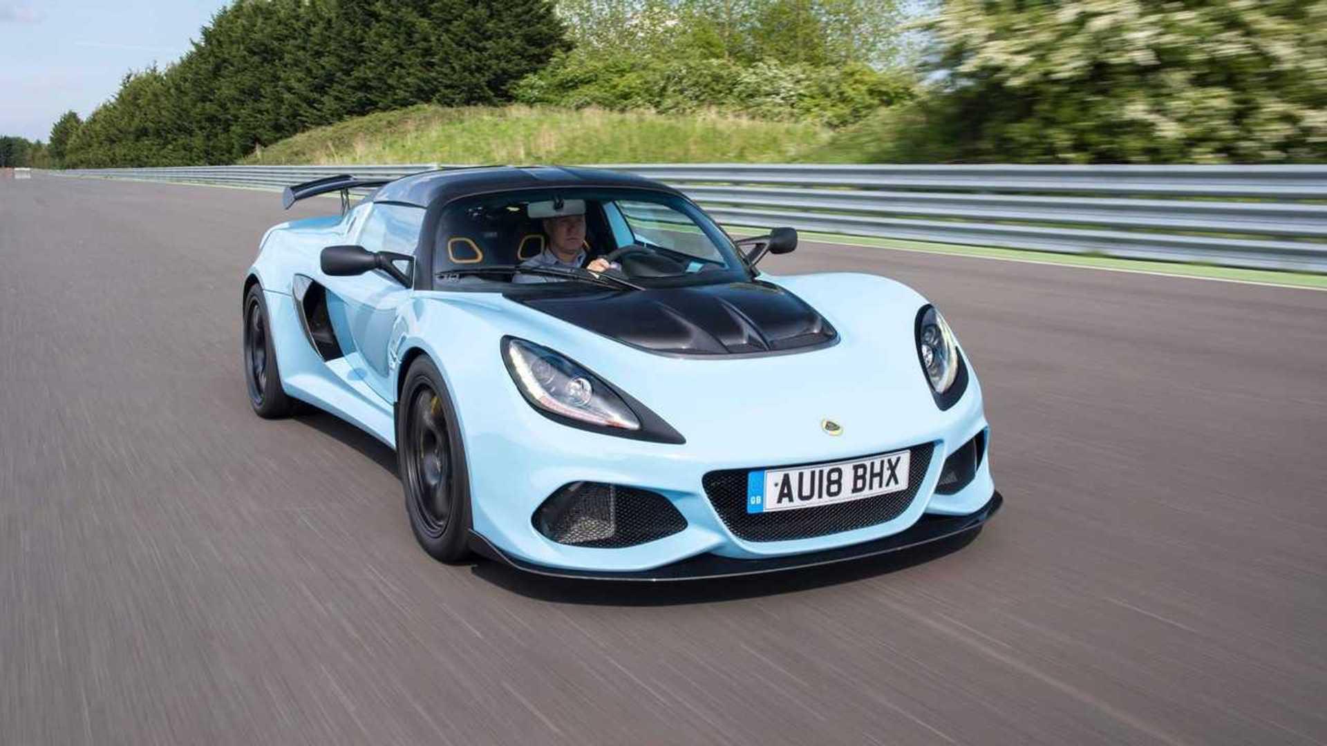 "[""Lotus Exige Sport 410""]"