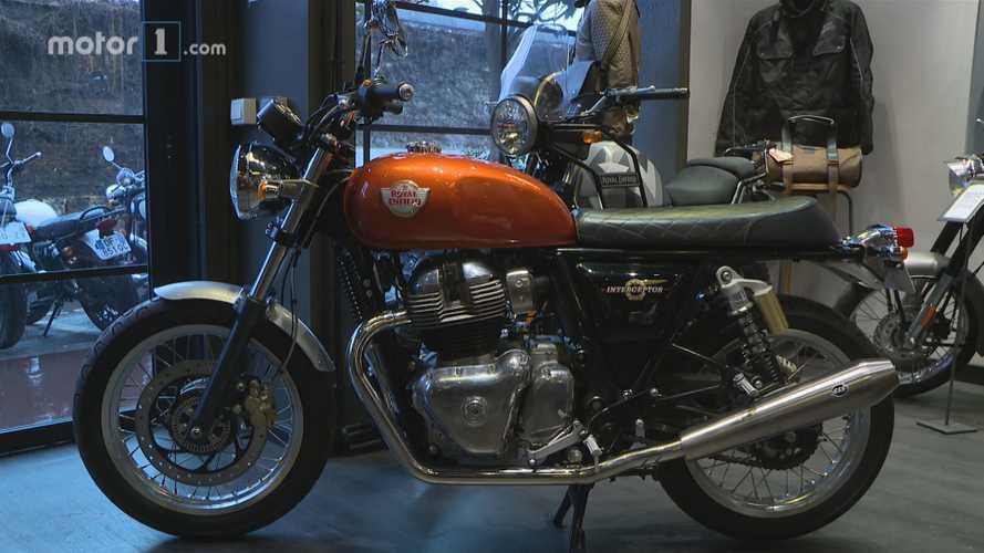 Motor1 Ride - Focus sur Royal Enfield, la plus ancienne marque de moto au monde
