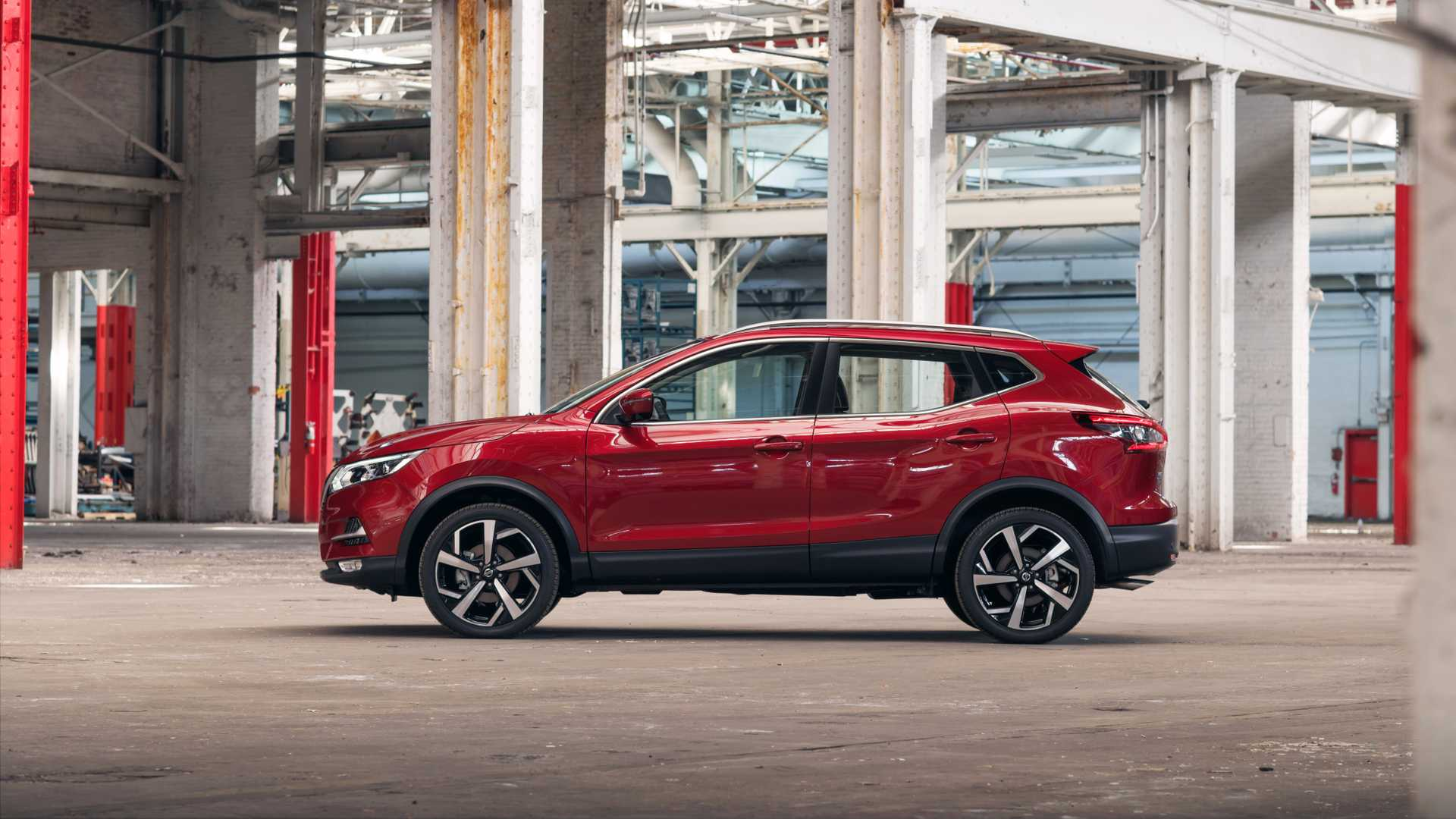 2017 - [Nissan] Qashqai restylé - Page 2 2020-nissan-rogue-sport